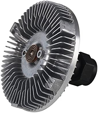 2836 Engine Cooling Fan Clutch for 05-97 FORD E-350 V10-6 8 A/C, Exc