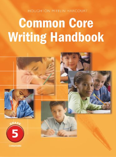 Journeys: Writing Handbook Student Edition Grade 5