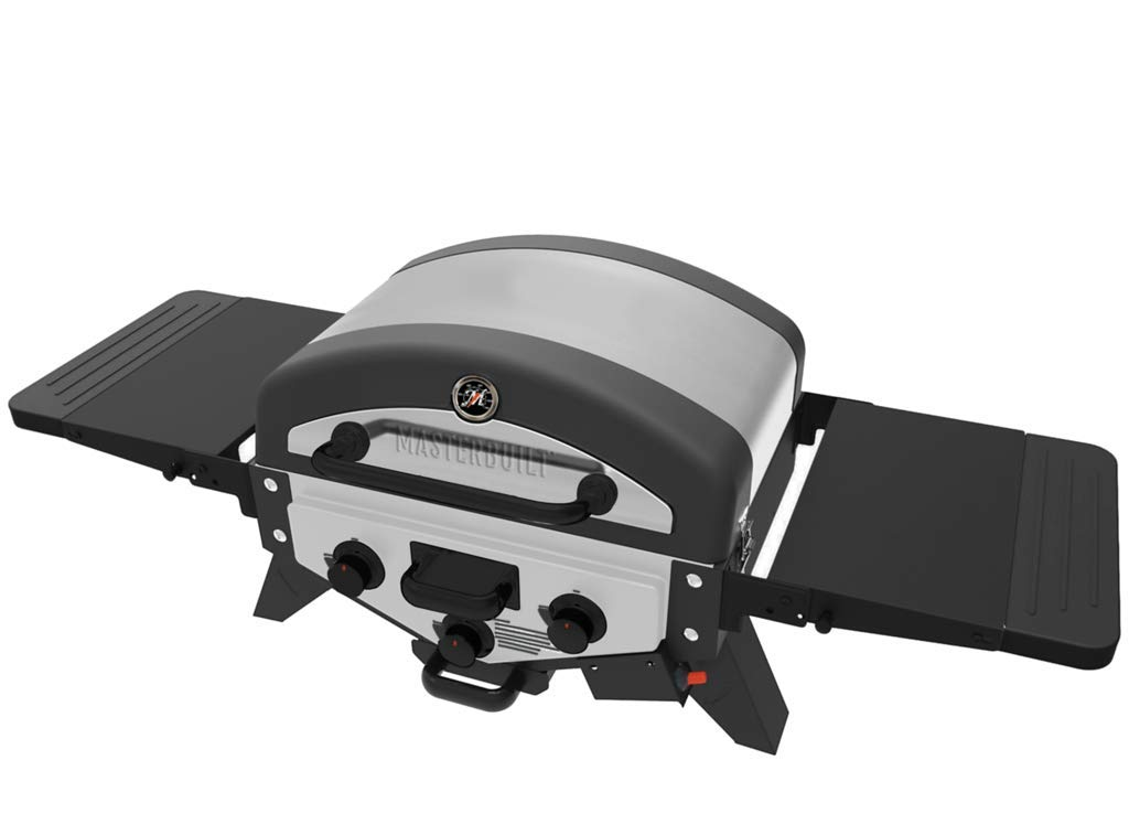 Masterbuilt MB20030519 MPG 300S Tabletop Gas Grill, Stainless Steel by Masterbuilt