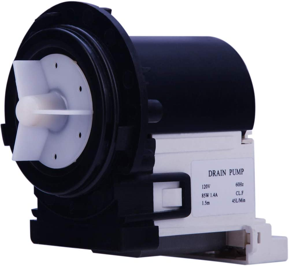 4681EA2001T Washer Drain Pump Motor Compatible with Kenmore and LG Washers - Replaces Part Numbers AP5328388, 4681EA1007G, 2003273, 4681EA1007D, 4681EA2001N and More, Figure 6 is the compatible model.