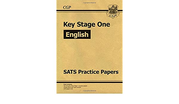 KS1 English SATs Purple Practice Papers - Levels 1-3: CGP Books ...