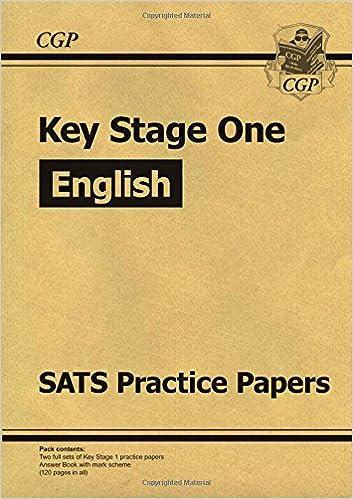 KS1 English SATs Purple Practice Papers - Levels 1-3: CGP Books ...