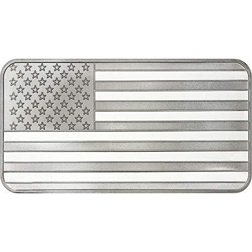 Flag Silver Bullion 1