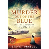 Murder out of the Blue (Maliha Anderson Book 1)