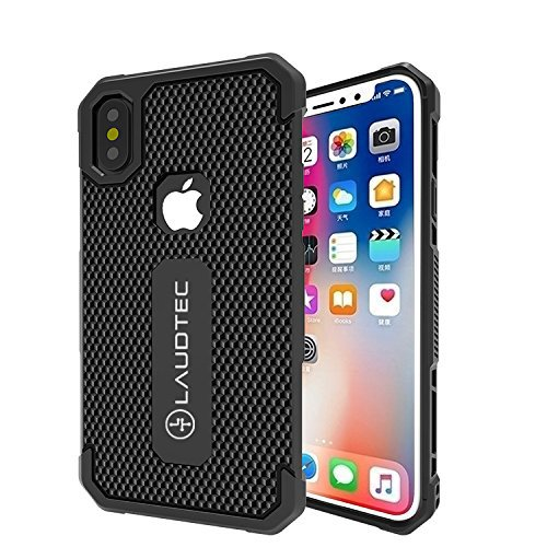 73783709dd7 Image Unavailable. Image not available for. Color  Laudtec Armor Basic Cell  Phone Carrying Cases for Apple iPhone X ...