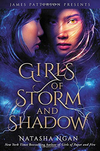 Girls of Storm and Shadow (Girls of Paper and Fire (2))