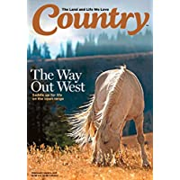 1-Year Country Magazine Subscription