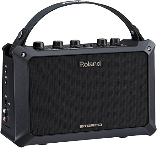 Roland MOBILEAC Battery Power Acoustic Portable Guitar Amplifier by Roland