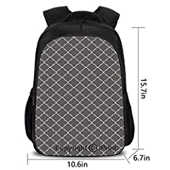 3D printing, customizable products.Various colours for your choice. 100% Brand New,Made of Water Resistant and Durable Polyester Fabric with metal zippers. Comfortable breathable back design. sponge mesh material to ease your back and shoulde...