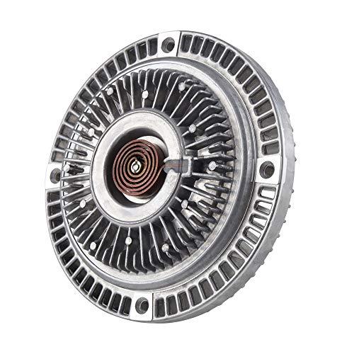 2596 Engine Cooling Fan Clutch - for VW Passat GLS 2.0L 04-05 1.8L 98-05 Audi A4 Quattro 058121350 ()