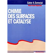 CHIMIE DES SURFACES ET CATALYSE