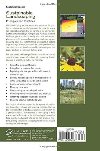 Sustainable Landscaping: Principles and Practices