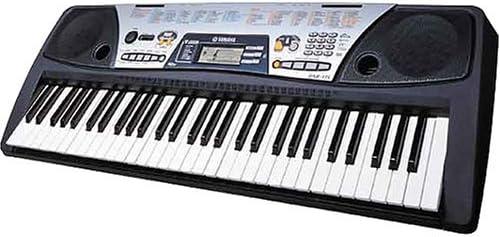 YAMAHA PSR-175 - Teclado musical con voces de DJ (suspendido por el fabricante)