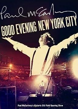 paul mccartney good evening new york city deluxe edition 2 cd