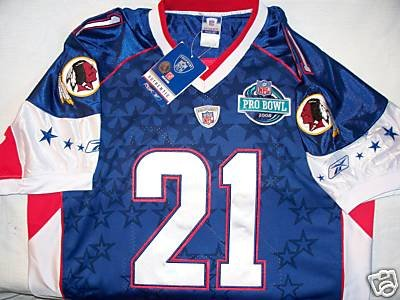 check out 0255d a1ba9 authentic sean taylor pro bowl jersey
