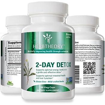 Amazon.com: White House Organic Detox: Health & Personal Care