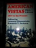 American Vistas 9780195041378