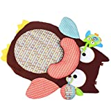 Owl Animal Baby Game Mat Cute Carpet Kids Room Children Floor Play Car Crawling Rugs Pad Gym