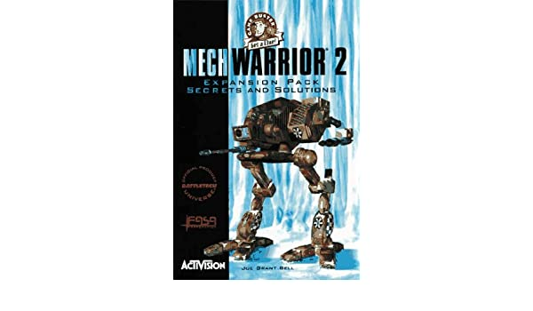 MechWarrior 2 Expansion Pack Secrets & Solutions (Game Buster Get a