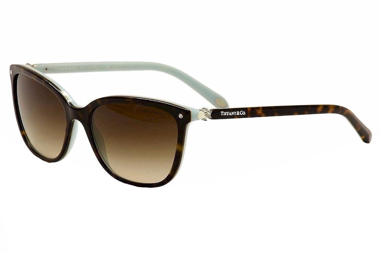 Tiffany TF4089B Sonnenbrille Tortoise 8134-3B 58mm Mdm3Lu