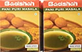 Badshah Masala, Pani Puri, 3.5-Ounce Box (Pack of 12)