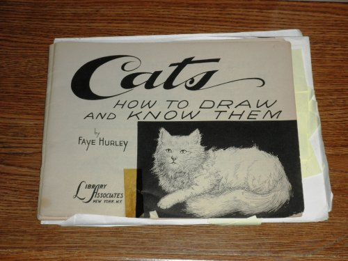 Cats, How to Draw and Know Them