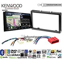 Volunteer Audio Kenwood Excelon DNX994S Double Din Radio Install Kit with GPS Navigation Apple CarPlay Android Auto Fits 2001-2006 Mazda Tribute