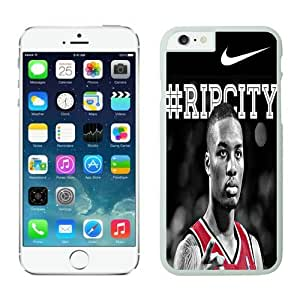 Portland Trail Blazers damian lillard iPhone 6 Plus Case 1 White