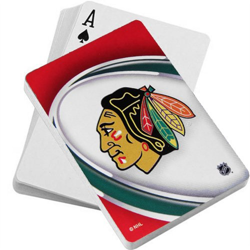 Hunter NHL Chicago Blackhawks Playing Cards -