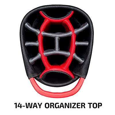 Bag Boy Golf 2018 Go Lite Hybrid Stand Bag from Bag Boy Company -- Dropship