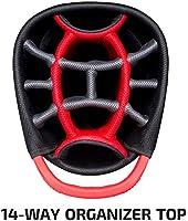 6c7f5e5e656a Amazon.com   Datrek Golf Go Lite Hybrid Stand Bag (Black Slate ...