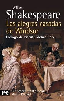 Las alegres casadas de Windsor par Shakespeare