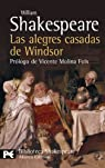 Las alegres casadas de Windsor par William Shakespeare
