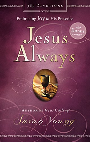 The jesus always 52 week discussion guide jesus calling kindle the jesus always 52 week discussion guide jesus calling by young fandeluxe Gallery