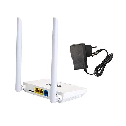 Yubusiness Router WiFi Cpe inalámbrico con 3G 4G, Pasarela ...