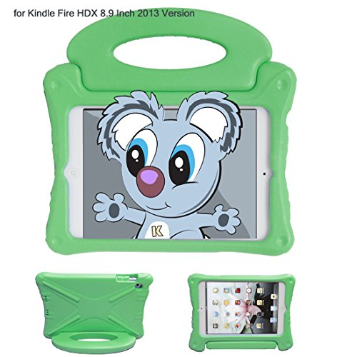"""KAYSCASE KidBox Cover Case for Amazon Kindle Fire HDX 8.9"""""""
