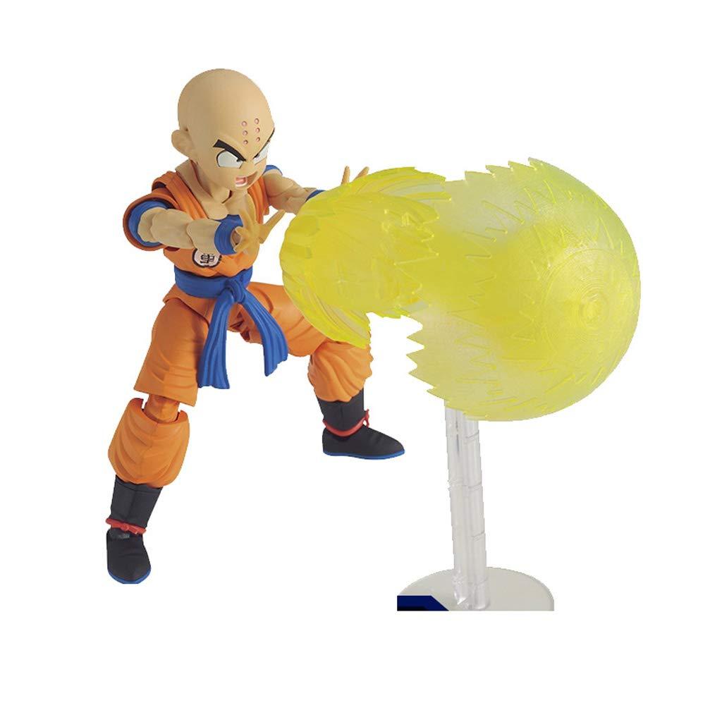 Spielzeug Statue Dragon Ball Spielzeug Saiyan Statue Stärkste Erde Mann Klin Animation Um 19 CM