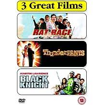 Family Triple - Rat Race/Thunderpants/Black Knight