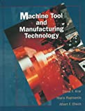 img - for Machine Tool And Manufacturing Technology book / textbook / text book