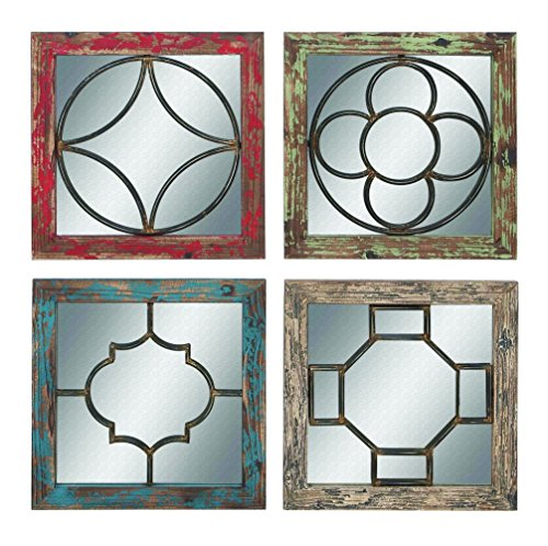 4 panel dressing mirror - 9