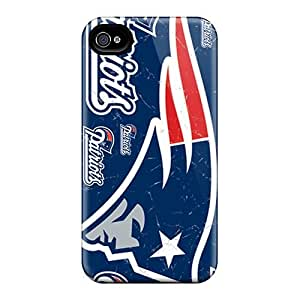 Jta6492buIc Cases Covers New England Patriots Iphone 4/4s Protective Cases