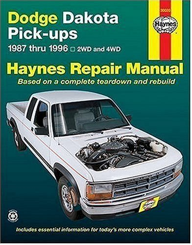 dodge-dakota-pickup-8796-haynes-repair-manuals