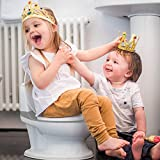Nuby My Real Potty Training Toilet with Life-Like