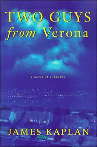 Book Two Guys from Verona: A Novel of Suburbia