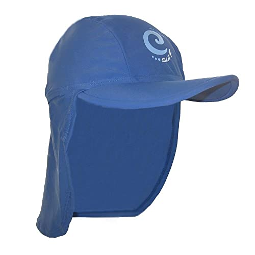 83c9972eff5 Zoggs Boys Sun Protection Cap Above 6 Years Children