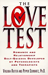 Love test: romance and relationship self-quizzes developed by psychologi