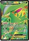 Virizion Ex Plasma Blast 96/101 Full Art Pokemon Card Rare