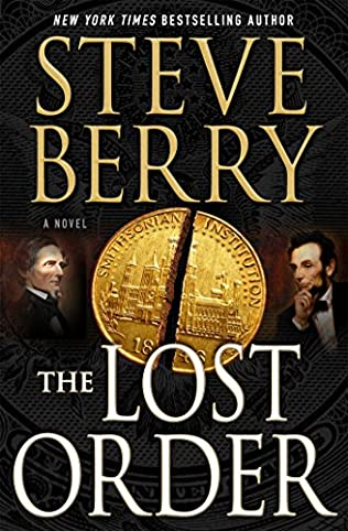 book cover of The Lost Order