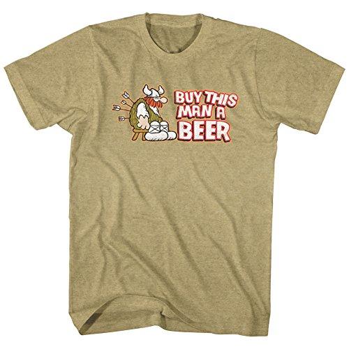 Bande Homme Horrible Classics Viking Cet Dessinée Bière Pour De Hagar Un American Instant Acheter Tee La shirt qUFwtwv