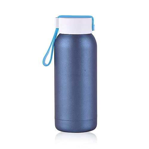 8 oz Stainless Steel Water Bottle: Amazon.com